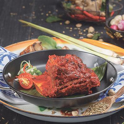 menu marco padang Rusuk Panggang ala Chef Marco