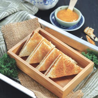menu marco padang Roti Panggang Srikaya