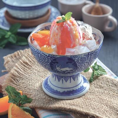 menu marco padang Es Jeli Medan